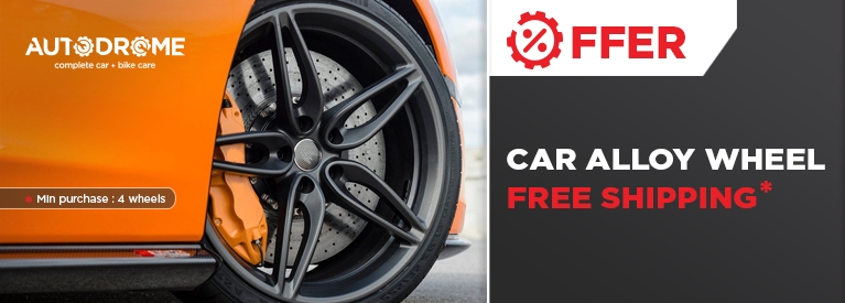 Car alloy wheels offer